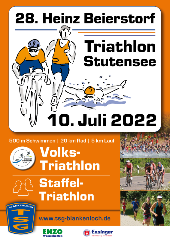 Stutensee-Triathlon