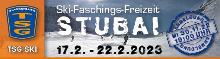 Stubai 2019 Faschings Ski Freizeit